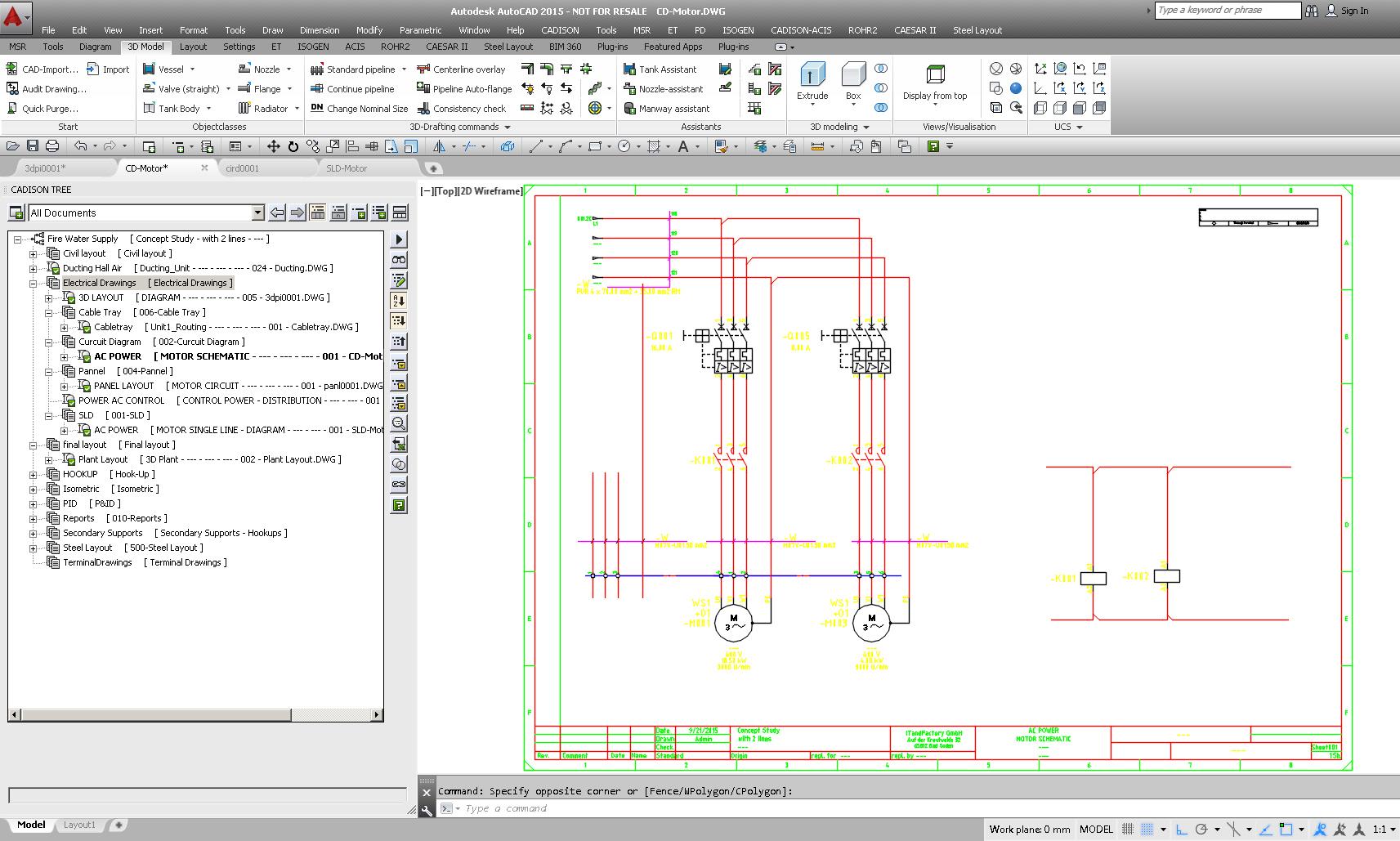 elektrische und prozessleitsystem planungssoftware f r. Black Bedroom Furniture Sets. Home Design Ideas